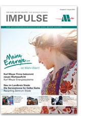 Karl Meyer Kundenmagazin