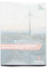 Umweltbehörde Broschüre UmweltPartnerschaft